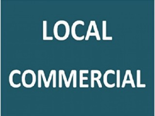Local commercial avender