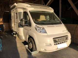 Hymer 654 CL Norway Line