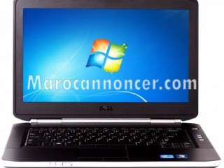 Vente un pc dell latitude E5420