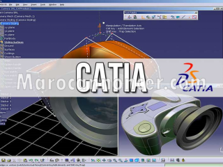 FORMATION CATIA / SOLIDWORKS / ROBOTIQUE