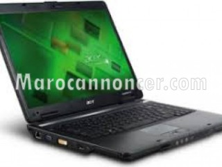 Vente un pc acer travelmate5720G