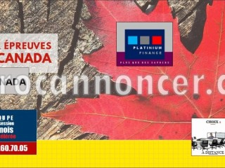 FORMATIONS PREPARATOIRE INDIVIDUALISEE- TEF –TCF –IELTS CANADA - FRANCE